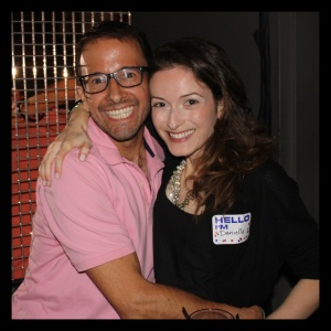 Both Russell Terry and Danielle Mund are living with Celiac disease - and it was this shared cause that brought the life coaches together to develop the NYC Launch Party to support the Celiac Disease Center.