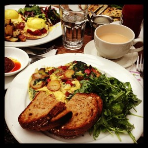Vegetable Frittata - $12.50