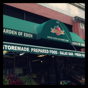 The ancient biblical chapters are wrong - there are actually four Garden of Edens. And you can find them in New York City's Upper West Side, Brooklyn Heights, Chelsea, and at Union Square.